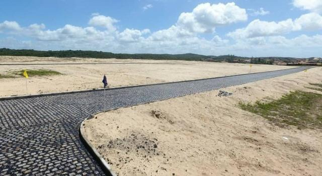 Loteamento Brisas do Mar (Terrenos na Praia de Barreta 100% Legalizado) - Foto 7