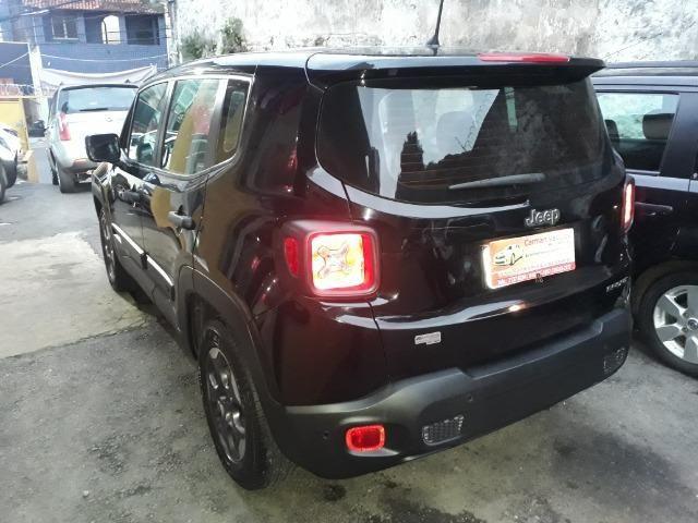 Jeep Renegade sport automatico ipva e transferencia gratis financiamos sem entrada 2016 - Foto 6