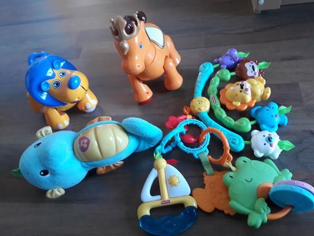 Brinquedos e mobilie infantil