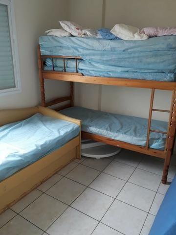 Apartamento frente para o mar em vila caiçara só 150 a diária ate 6 pessoas - Foto 7