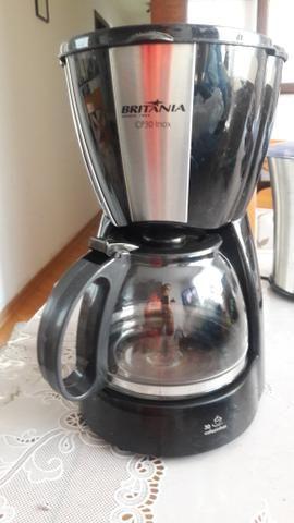 Cafeteira elétrica britânia 200v