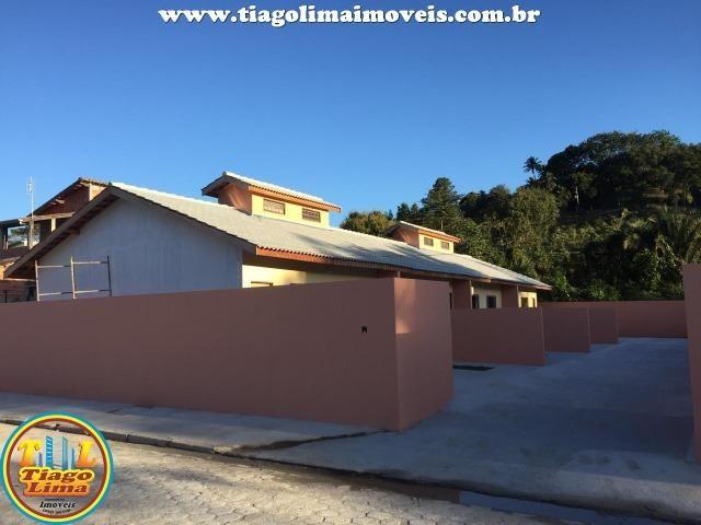 Casa Nova ||Condomínio ||Entrada Individual ||02 Dormitórios ||Caraguatatuba || 205 Mil - Foto 3