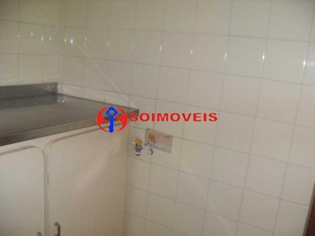 Apartamento para alugar com 1 dormitórios em Flamengo, Rio de janeiro cod:POAP10162 - Foto 15
