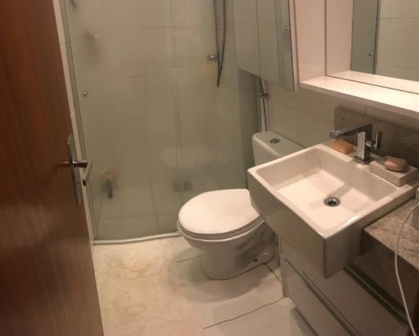 2 Quartos Todo Mobiliado Apartamento Condomínio Montalcino - Foto 7