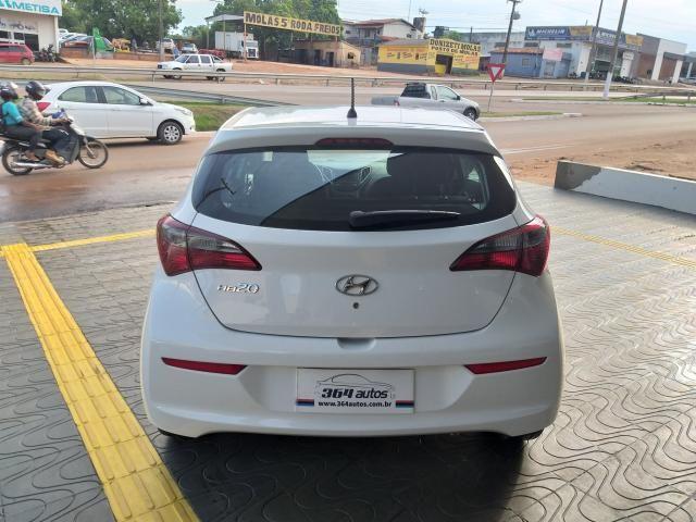 Hyundai HB20 1.0 Unique -Flex - 2018/2019 - Foto 4
