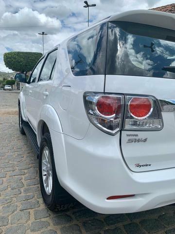 Toyota Hilux SW4 Muito Nova 7 lugares 2013 - Foto 8
