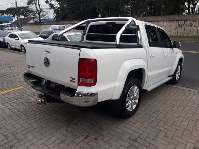 VOLKSWAGEN AMAROK 2.0 HIGHLINE 4X4 CD 16V TURBO INTERCOOLER DIESEL 4P AUT 2012 - Foto 4