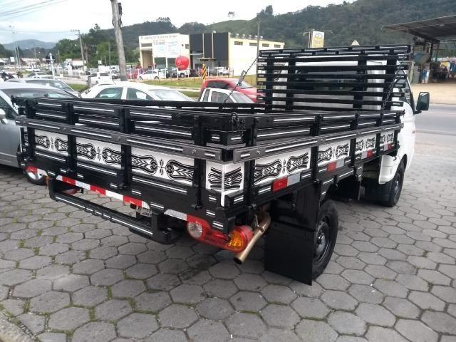 Hyundai Hr Diesel Único Dono - Muito Conservada - Carroceria de Madeira - Foto 3