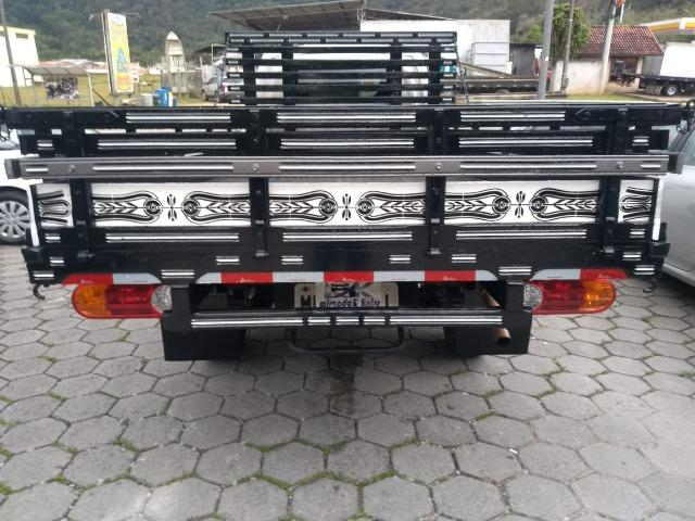 Hyundai Hr Diesel Único Dono - Muito Conservada - Carroceria de Madeira - Foto 4