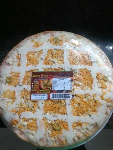 Pizzas semi-prontas - Foto 4