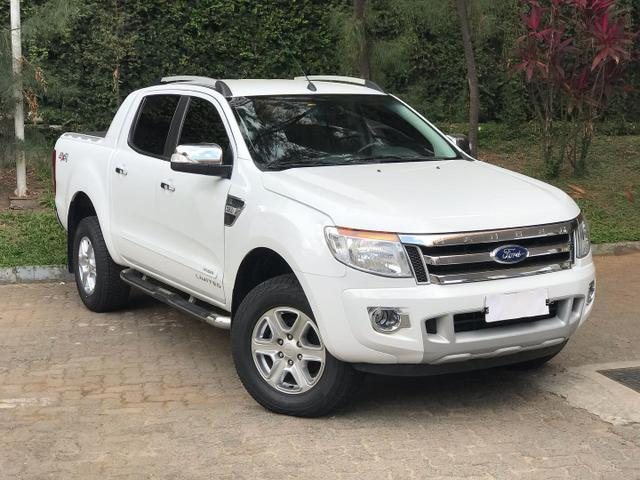 Ford ranger limited 3.2 4x4 diesel 2014