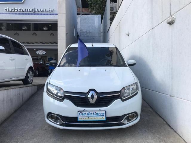Renault Logan Expression 1.6 com GNV