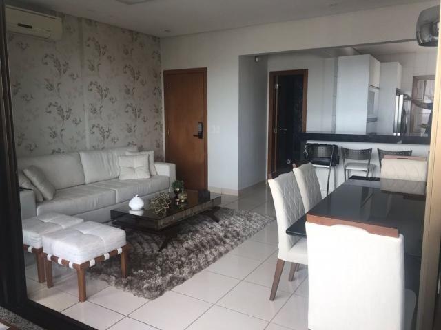 278 - goiabeiras tower - apartamento padrão 125m² com área gurmet completa - Foto 2