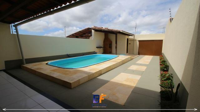 Casa a Venda em Paracuru Com Piscina e Duas Suites (Casa Com Poço Profundo e Cerca Elétr.) - Foto 3