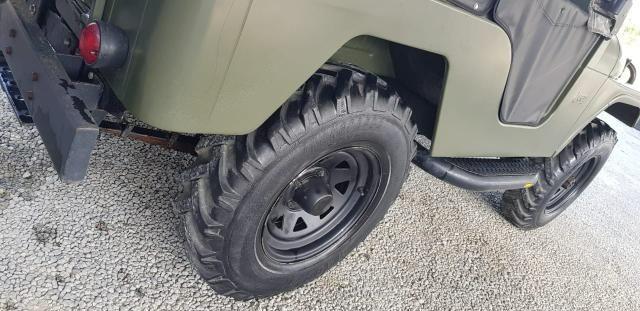 Jeep willys 1961 V6 original - Foto 6
