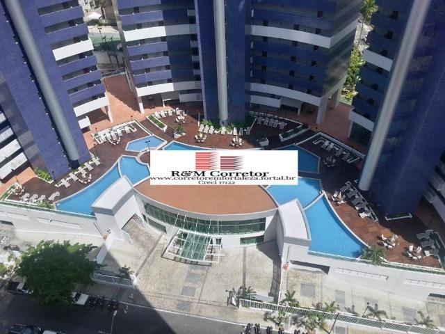 Apartamento por temporada na Praia de Iracema em Fortaleza-CE (Whatsapp) - Foto 11