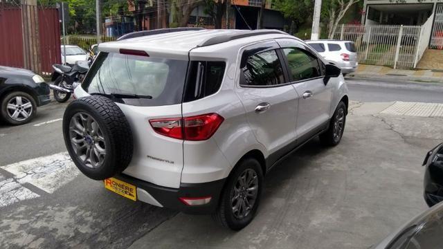 Ford EcoSport Freestyle 1.6 Flex GNV 2014 - Foto 11