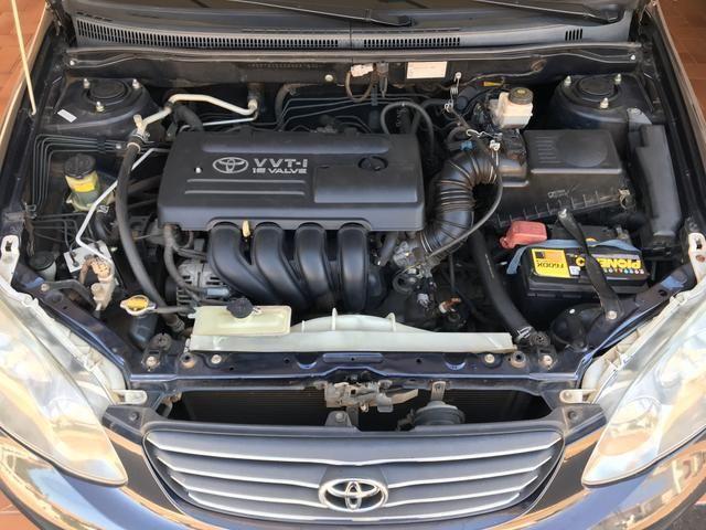 Vendo Toyota Corolla Fielder ano 2005 - Foto 8