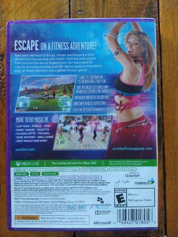 Zumba fitness original - usado - R$85 - Foto 2