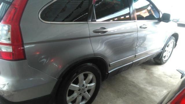 Honda CR-V 2.0 LX 2008 - Completo * Entrada + 48x R$632 ,00 * C/ GNV - Foto 6