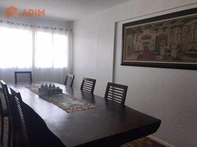 Apartamento com 3 dormitórios para alugar, 150 m² por R$ 2.500,00/mês - Pioneiros - Balneá