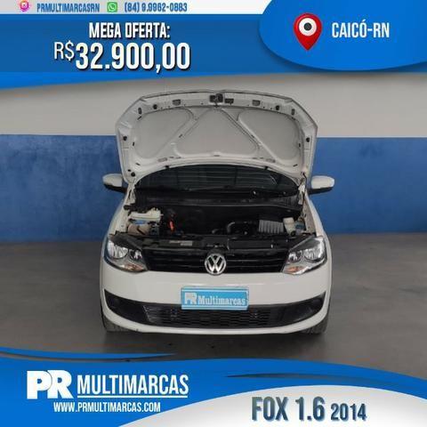 VW Fox Trend 1.6 2014 - Foto 5