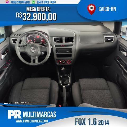 VW Fox Trend 1.6 2014 - Foto 6
