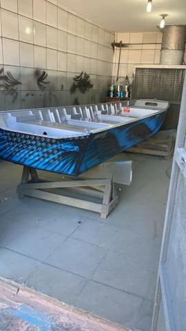 Puma Super 550, 5,50 mts, borda alta - Foto 19
