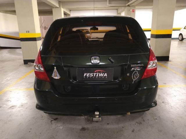 FIT 2007/2007 1.4 LXL 8V Gasolina 4P Automatico - Foto 6