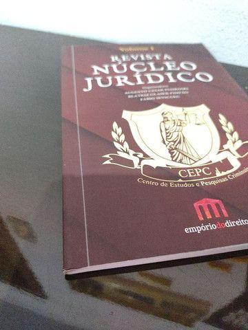 Revista Núcleo Jurídico - Foto 2
