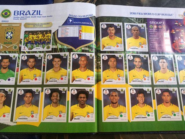 Álbuns das Copas 2006/2010/2014 e 2018 - Foto 6