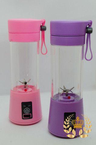 Liquidificador Recarregável Portátil  - Foto 2