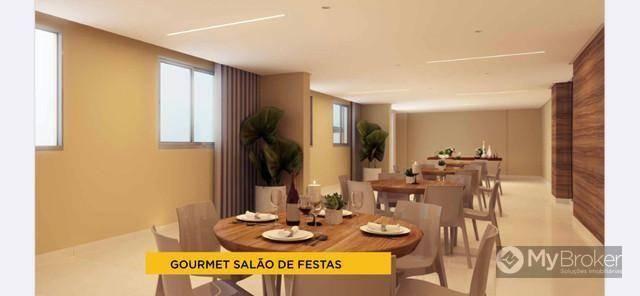 Apartamento com 3 dormitórios à venda, 83 m² por R$ 70.000,00 - Aeroviário - Goiânia/GO - Foto 3