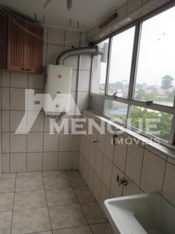 Apartamento à venda com 3 dormitórios em Jardim lindóia, Porto alegre cod:7593 - Foto 14