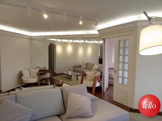 Apartamento para alugar com 4 dormitórios em Moema, São paulo cod:207613 - Foto 2
