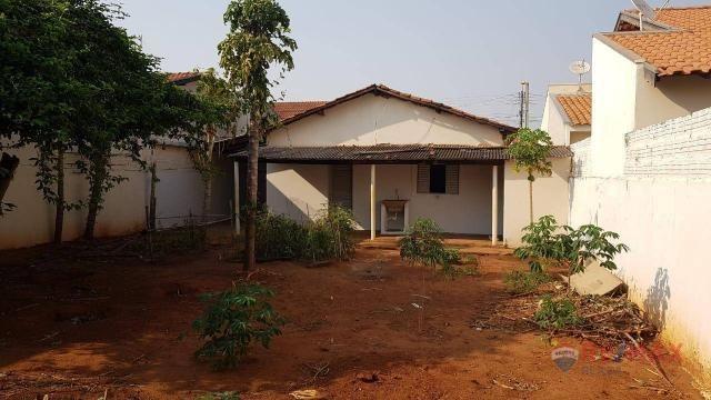 Casa com 2 dormitórios para alugar, 70 m² por R$ 900/mês - Trevo de Bady Bassit - Bady Bas - Foto 19