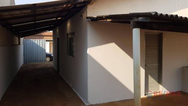 Casa com 2 dormitórios para alugar, 70 m² por R$ 900/mês - Trevo de Bady Bassit - Bady Bas - Foto 16