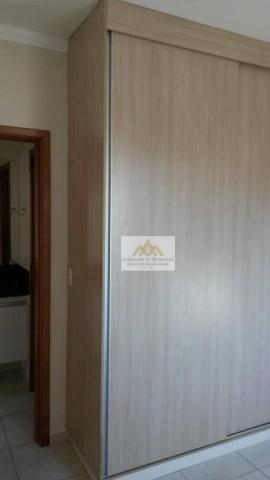 Apartamento com 1 dormitório para alugar, 42 m² por R$ 850/mês - Nova Aliança - Ribeirão P - Foto 9