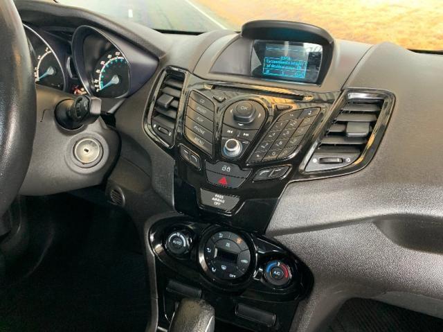 Ford Fiesta Sedan 1.6 Titanium - Automático - Foto 13