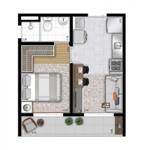 Plano&Estação Patriarca - Apartamento de 1 quarto em São Paulo, SP - Foto 12