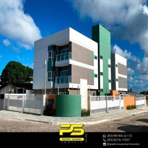 Apartamento com 2 dormitórios à venda, 60 m² por R$ 179.900 - Expedicionários - João Pesso