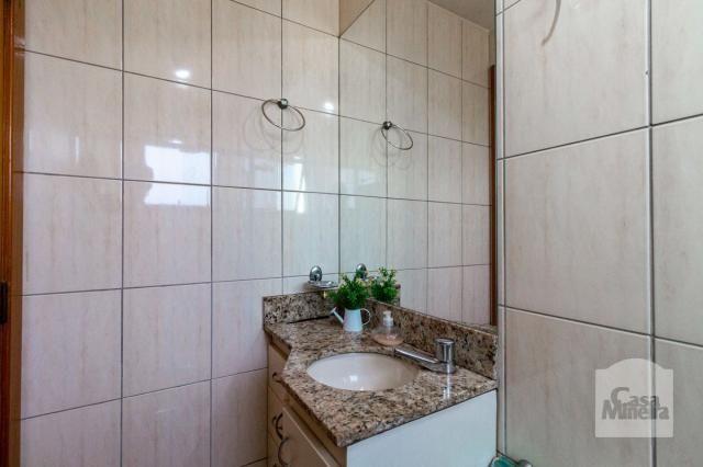 Apartamento à venda com 3 dormitórios em Alto caiçaras, Belo horizonte cod:266292 - Foto 12