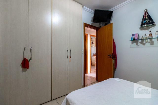 Apartamento à venda com 3 dormitórios em Alto caiçaras, Belo horizonte cod:266292 - Foto 10