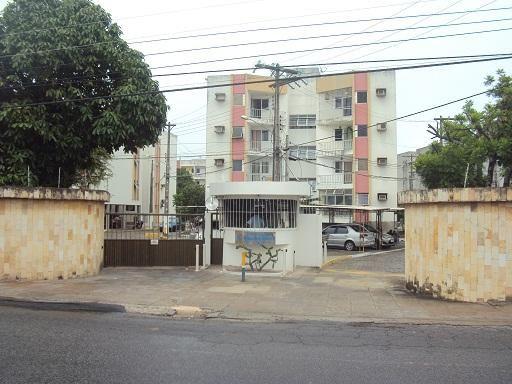 Apartamento para alugar com 1 dormitórios em Poco, Maceio cod:24329