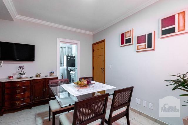 Apartamento à venda com 3 dormitórios em Alto caiçaras, Belo horizonte cod:266292 - Foto 2