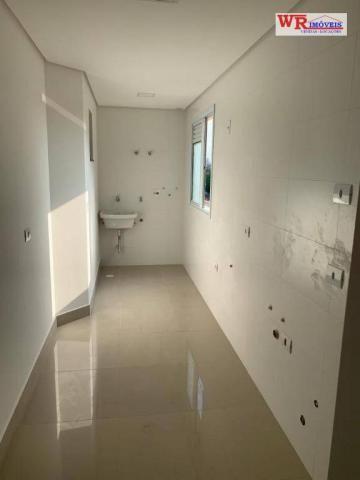 Apartamento com 2 dormitórios à venda, 66 m² por R$ 350.000,00 - Paulicéia - São Bernardo  - Foto 2