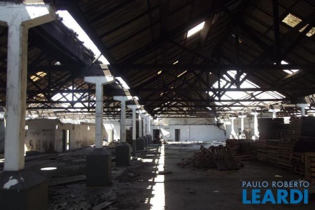 Galpão/depósito/armazém à venda em Vila matias, Santos cod:393267 - Foto 4