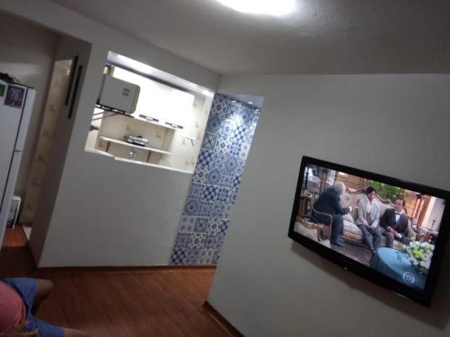 APARTAMENTO COM 1 DORMITÓRIO À VENDA POR R$ 160.000 - BRASILÂNDIA - SÃO GONÇALO/RJ - Foto 4