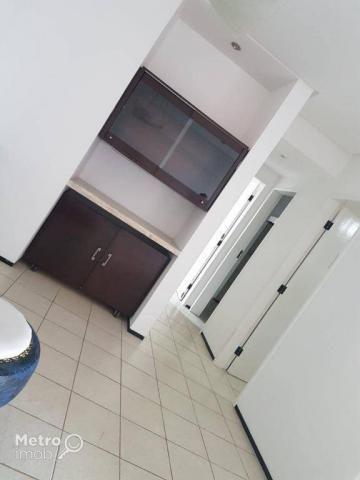 Apartamento com 3 dormitórios à venda, 105 m² por R$ 400.000,00 - Calhau - São Luís/MA - Foto 9