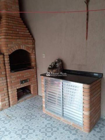 Sobrado com 3 dormitórios à venda, 142 m² por R$ 535.000,00 - Jardim Rosa de Franca - Guar - Foto 14